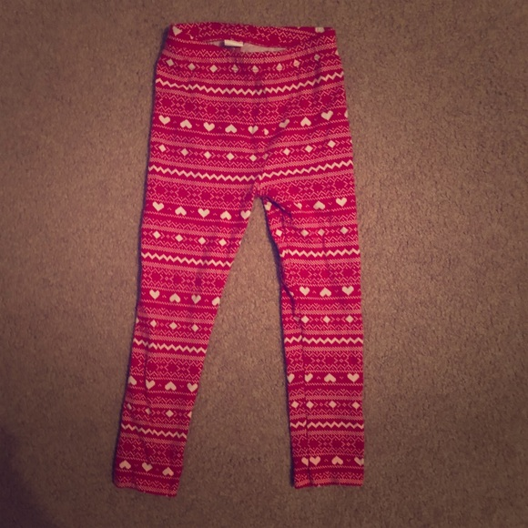 Children's Place Other - Fair isle leggings! ❄️❤️